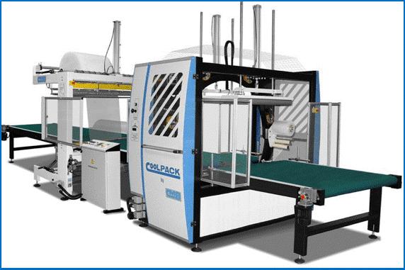 cómo embalar productos industriales