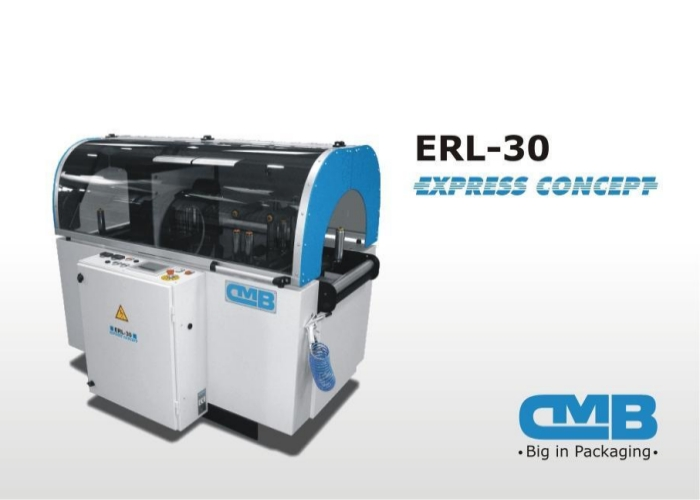 packaging machine ERL-30-EXPRESS