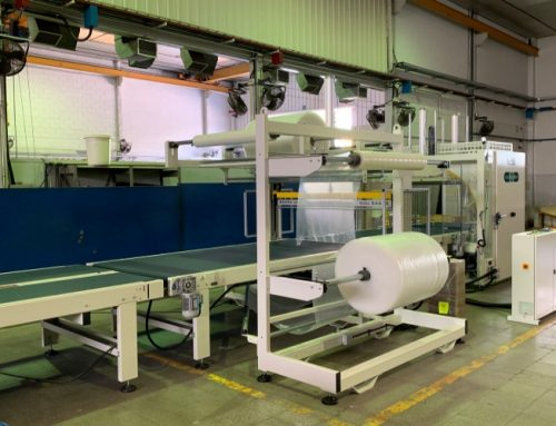 How have we managed to reduce the environmental impact of packaging thanks to our machinery?
